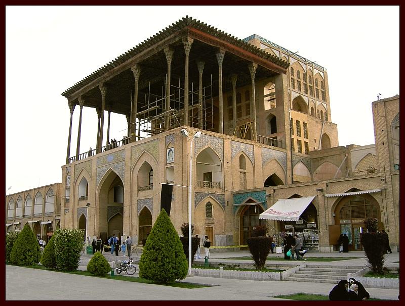 Esfahan Isfahan Aliqapu