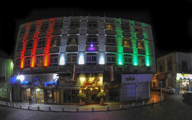 Golestan Hotel Tehran