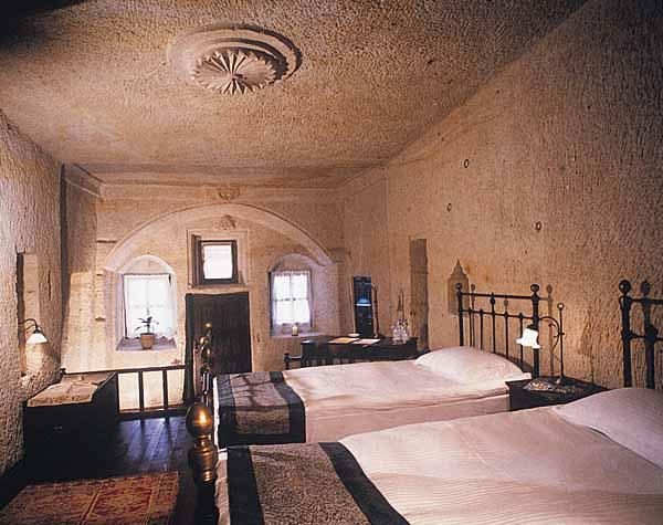 kandovan iran hotel village