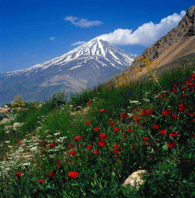 IRAN NATURE MOUNTAIN TRAVEL TOUR
