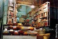 shiraz bazaar