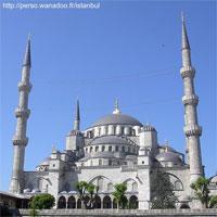 sunni mosque iran turkey blue